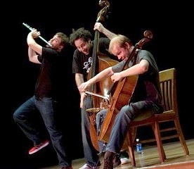 Macon Symphony Orchestra presents PROJECT Trio