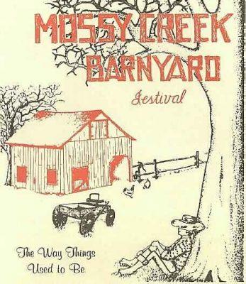 Mossy Creek Barnyard Festival