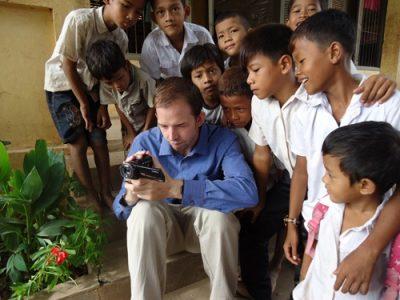 Macon State Grad to Discuss His Work in Cambodia