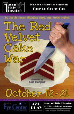 """""""The Red Velvet Cake War"""""""