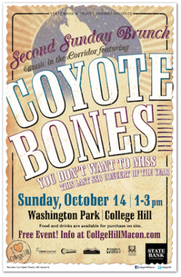 Second Sunday Brunch ft. Coyote Bones