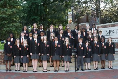 """""""Sing and Rejoice"""" the Mercer University Children's Choirs in Concert"""