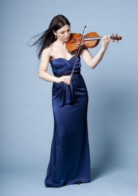 Robert McDuffie Center for Strings Fabian Concert Series presents Murphy, Calin, Moretti, & Friends