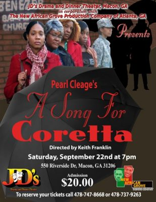 """""""A Song For Coretta"""""""