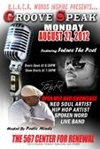 The BLACK Poets present: Groove Speak