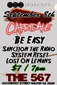 152 Productions presents Carridale