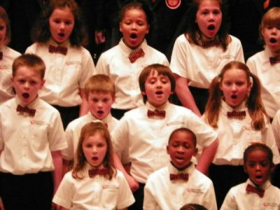 Auditions for Preparatory Choir