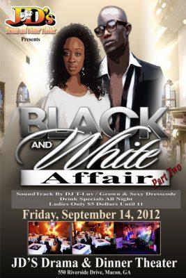 Black and White Affair - Part 2
