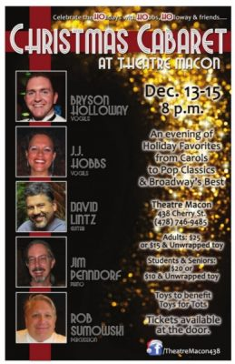 A Christmas Cabaret: Concert to Benefit Toys for Tots