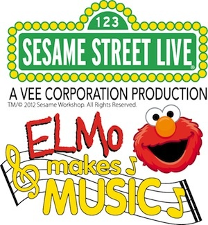 "Sesame Street Live - ""Elmo Makes Music"""