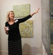 Gallery Talk with Carol Porter