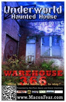 Underworld Haunted House - Warehouse 366