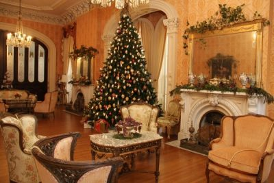 Decades of Christmas at the Hay House