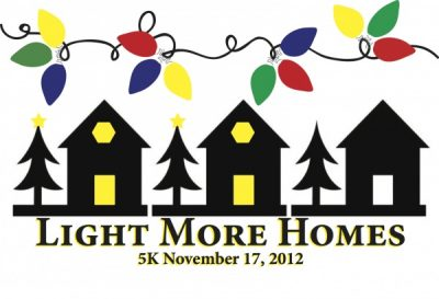 Light More Homes 5K run/walk to benefit Macon Area Habitat for Humanity