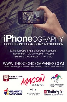 iPhoneography: A Cellphone Photography Exhibition