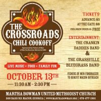 The Crossroads Chili Cookofff