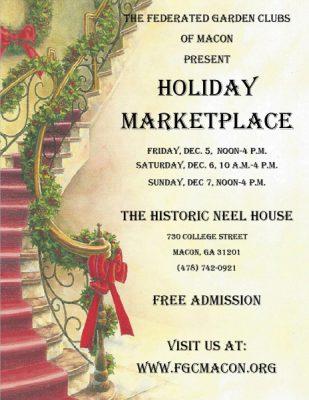 Holiday Marketplace