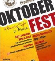 Oktoberfest! A Bavarian Night In Macon