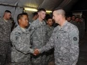 421st QM Company Homecoming Celebration