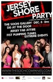 Jersey Shore Party at The SoChi Gallery!