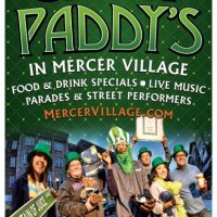 Saint Paddy's Celebration in Mercer Village