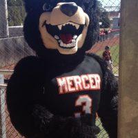 Mercer Baseball Host an Easter Egg Hunt