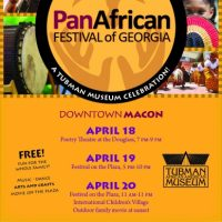 Pan African Festival - Poetry Theatre