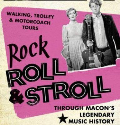 Rock Candy Tours Rock & Roll Stroll