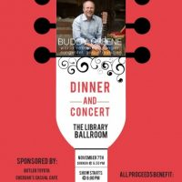 Buddy Greene Benefit Concert