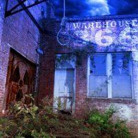 Underworld haunted house