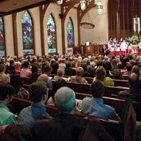 Annual Hymn Festival:  A Celebration of Congregational Singing