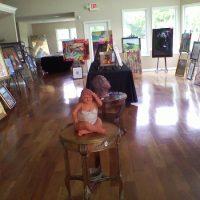Eagle Springs Fine Art Society Art Show