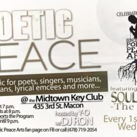 Poetic Peace Open Mic at Midtown Key Club