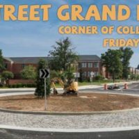 College Street Grand Re-Opening