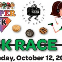 Black Bag Race Series: Super 6K Race