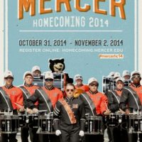 Mercer Homecoming 2014