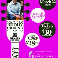 Buddy Greene Concert