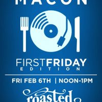 Lunch Beat Macon - February 2015