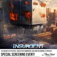 """'Insurgent"""" Premiere"""