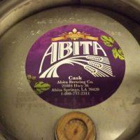 Abita Cask Conditioned Wrought Iron IPA