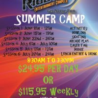 Rigby's Summer Camp