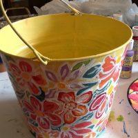 Garden Container Art Worskhop