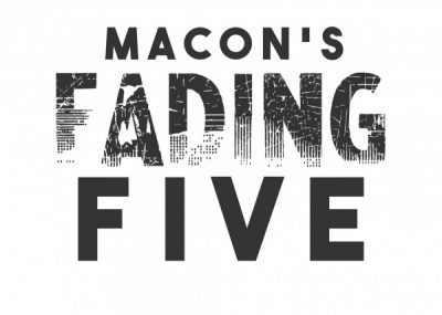 Macon's Fading Five Nominations