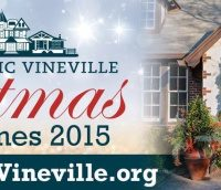 Historic Vineville Christmas Tour of Homes