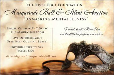 The River Edge Foundation Masquerade Ball & Silent Auction