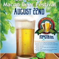 The Macon Beer Fest - Pints for Prostates