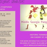 Middle Ga pampered Ladies® Anniversary