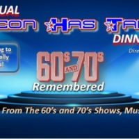 "2nd Annual Macon Has Talent Dinner Show ""Remembering the 60s & 70s"""