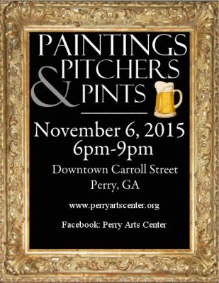 Painters, Pictures, and Pints