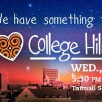 Dear Macon, Love the College Hill Alliance